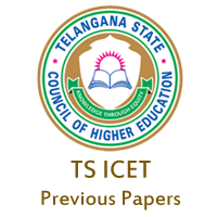 TS ICET Previous Papers
